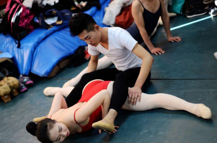 2017年体育舞蹈专业考前冲刺