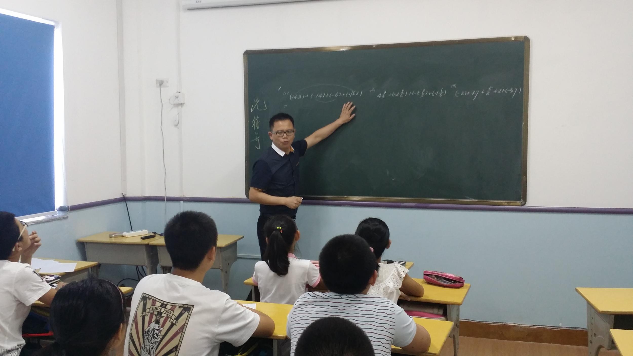 杭州艺考生在学习文化课