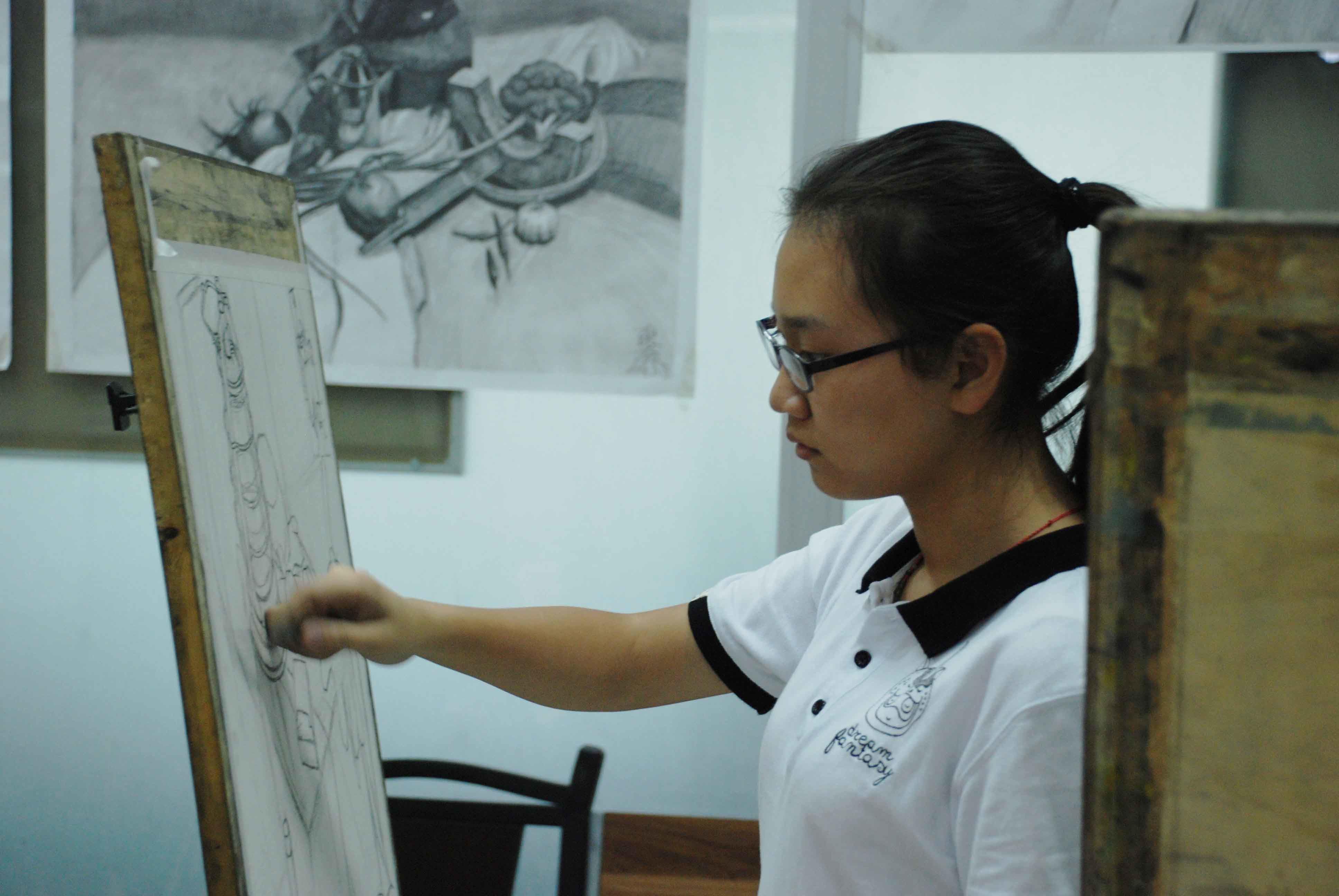 杭州美术培训誉满天下