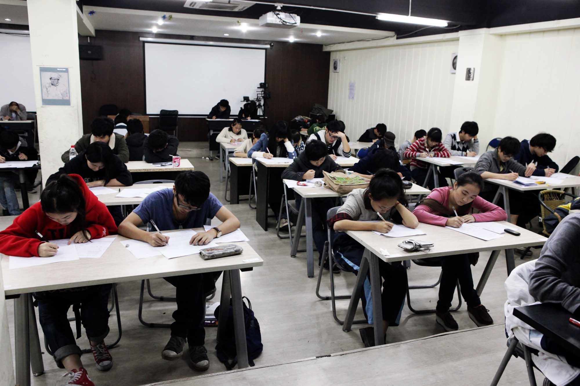 杭州艺术生文化课培训