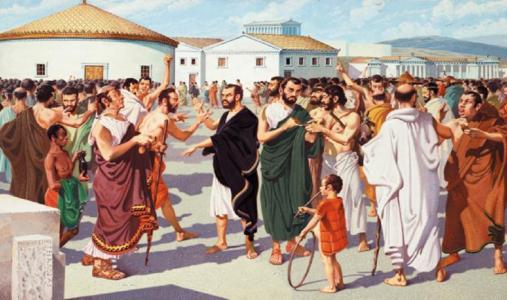 古代雅典民主政治